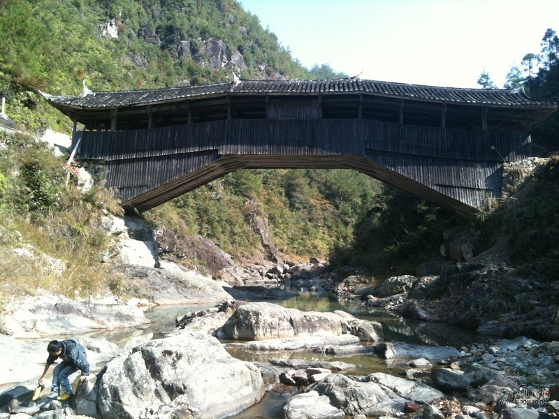 走访三条桥 感受那一份不再的孤独